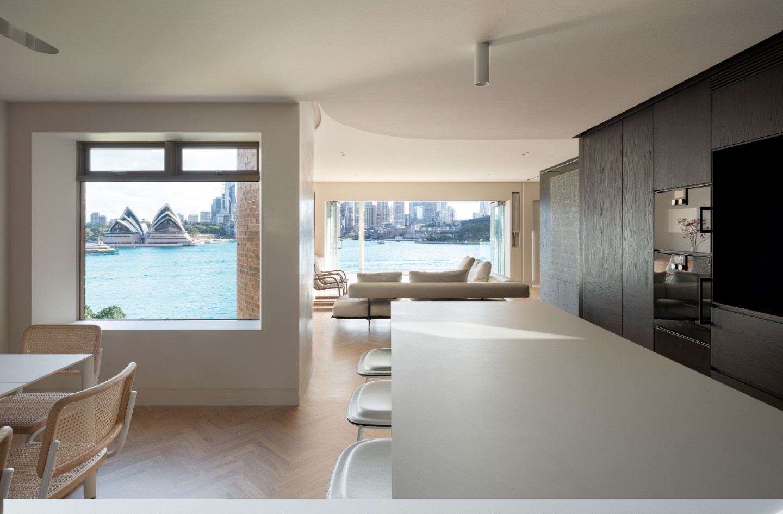Kirribilli Apartment: shortlisted in Houses Award