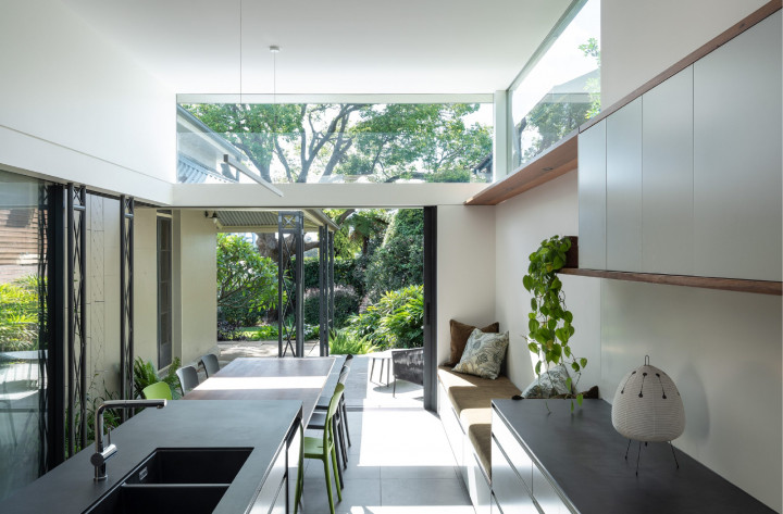 Balmain House: modernising heritage architecture