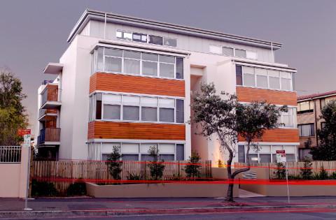Bondi Road Apartments