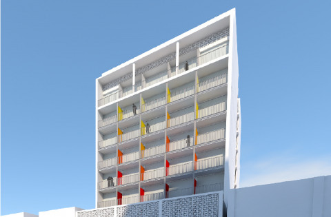 Bay Street Micro Apartments