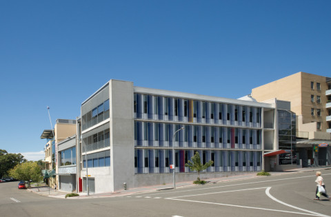Caringbah Office Building