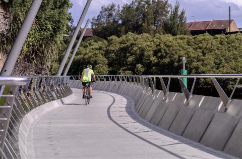 Parramatta Escarpment Boardwalk