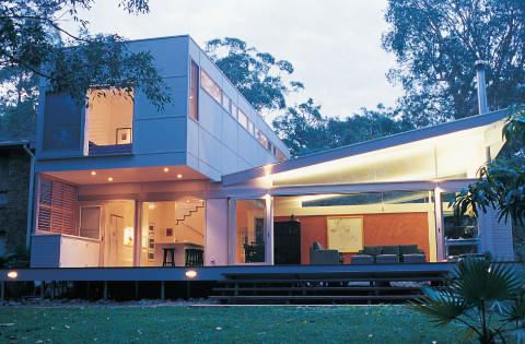 Bush House 2