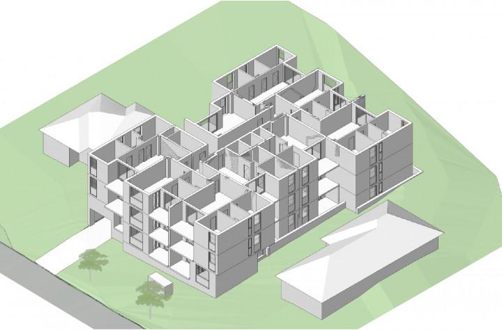 Apartment studies