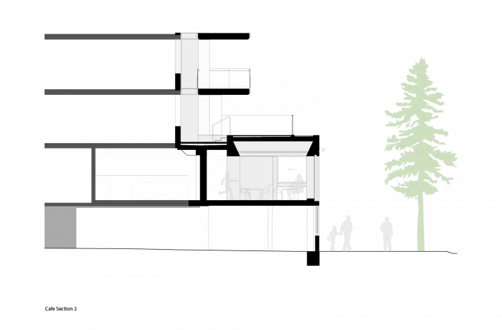 Adaptive reuse of 58 Carr Street