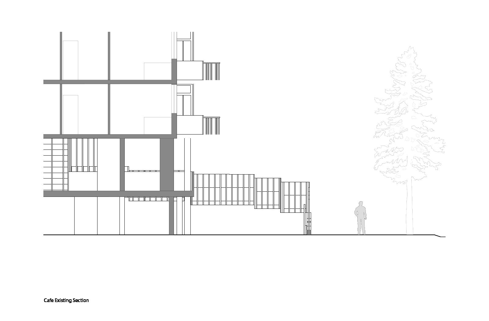 58 Carr street - adaptive reuse diagrams McGregor Westlake Architecture
