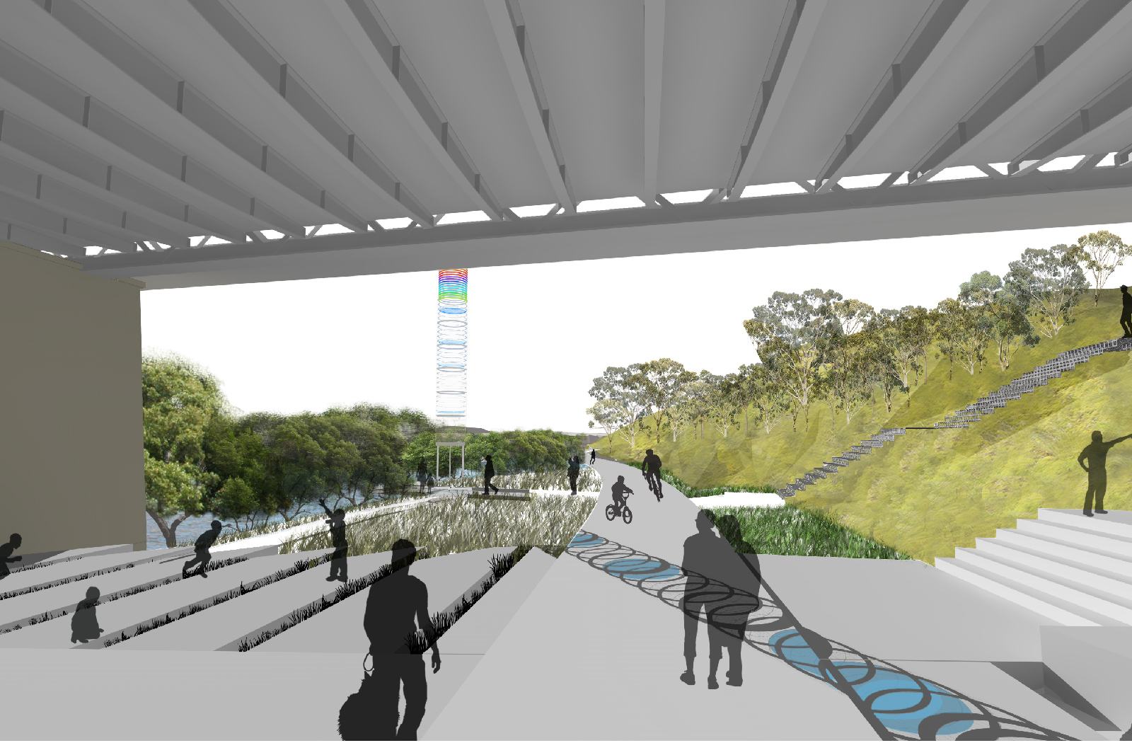 Parrametre - an urban design project by McGregor Westlake Architecture