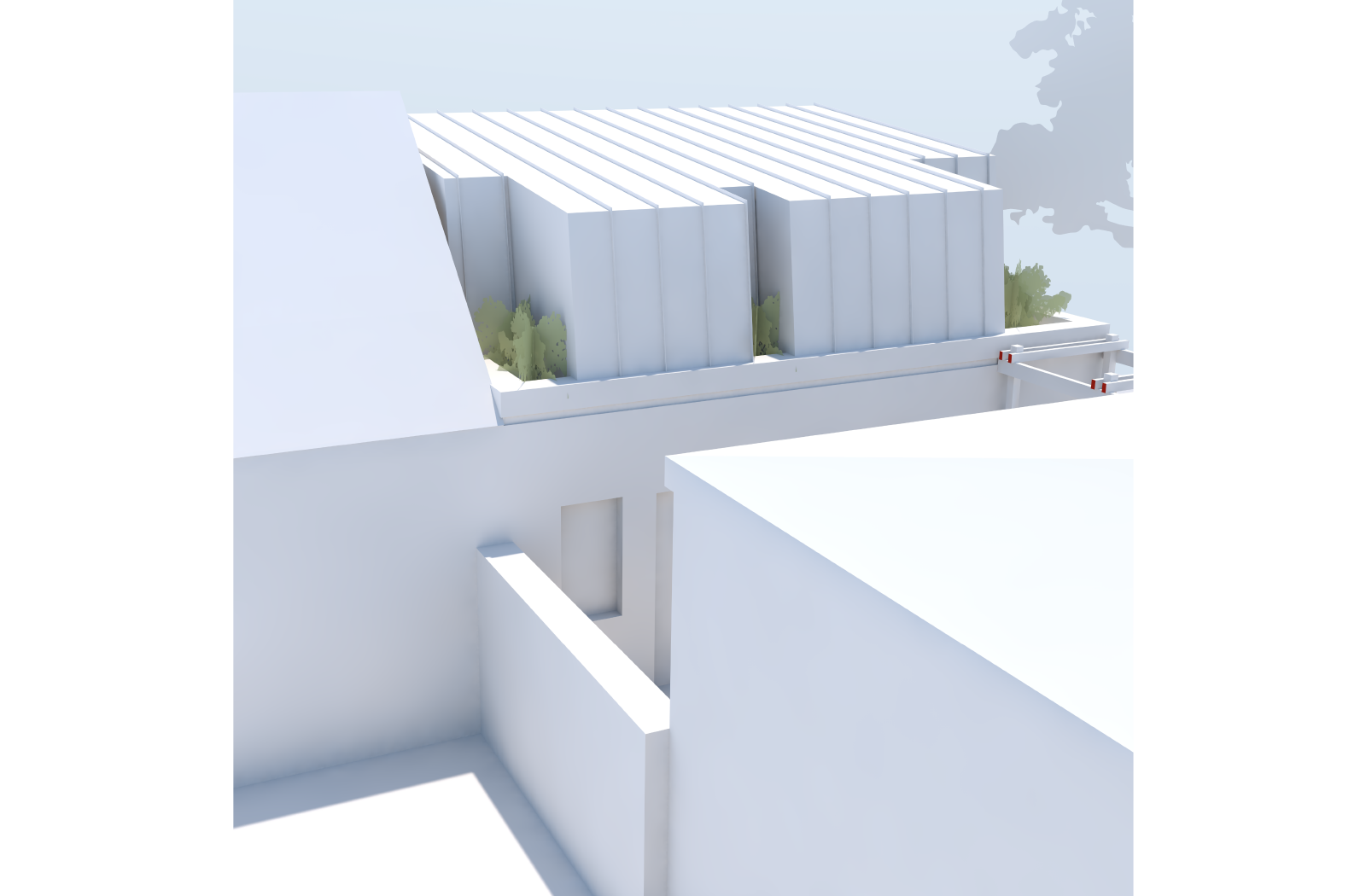 Bishops Avenue by McGregor Westlake Architecture